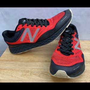 New Balance Fresh Foam Gobi Mens Red Black Size 12